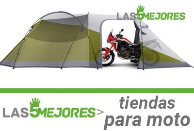 guia de compra tiendas de campaña para moto