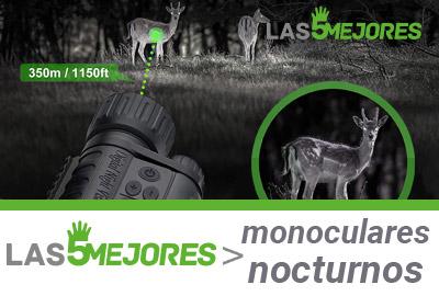 guia monoculares vision nocturna