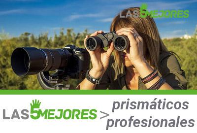 guía prismáticos profesionales
