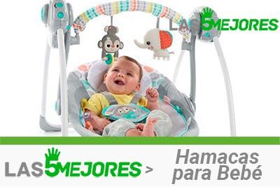 Mejores hamacas para bebe