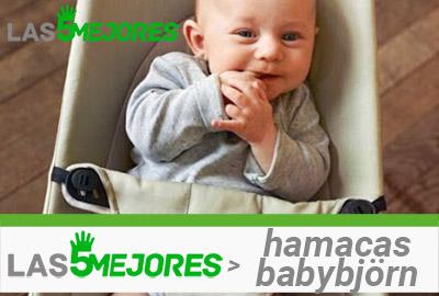 sillas hamacas babybjorn para recién nacidos