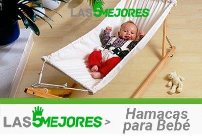 mejores hamacas para bebé