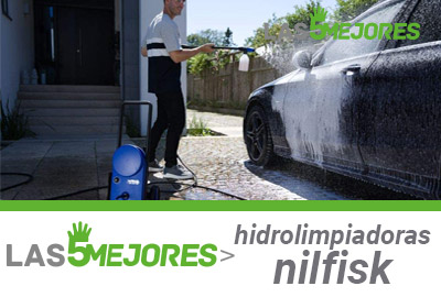 la mejor hidrolimpiadora nilfisk guia de compra