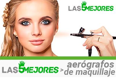 guía de compra aerógrafos de maquillaje