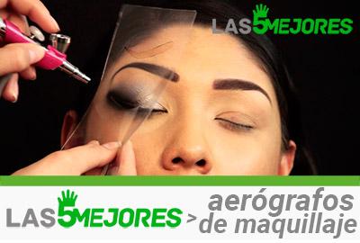 dónde comprar un buen aerógrafo de maquillaje airbrush