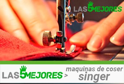 mejor máquina de coser singer