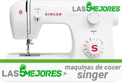 maquina singer moderna