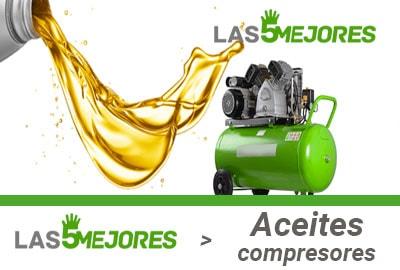Mejores aceites para compresor