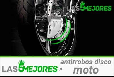 Antirrobo disco moto