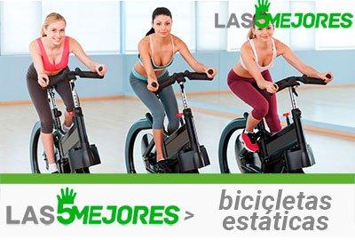 mejor bicicleta estática online