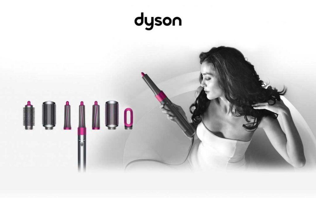 Mejor cepillo alisador Dyson