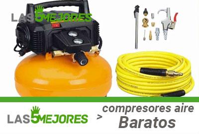 Guía de compra ¿Qué Compresor Barato comprar?