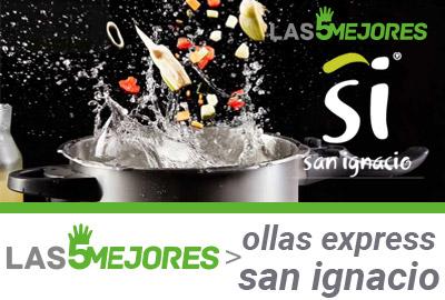 comprar ollas express san ignacio