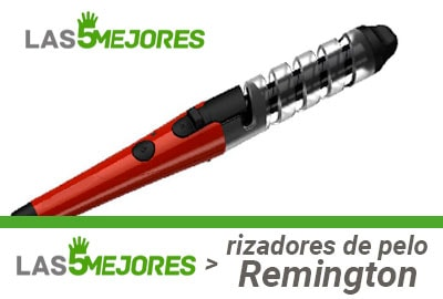 Rizador remington sin pinza
