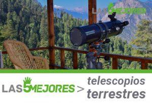 mejor telescopio terrestre