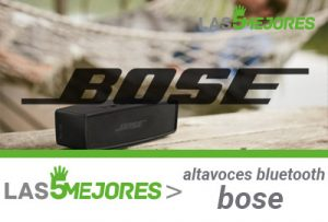 mejores altavoces bose bluetooth