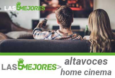 Mejores altavoces Home Cinema
