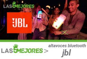 mejores altavoces bluetooth jbl