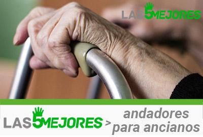 mejores andadores para ancianos