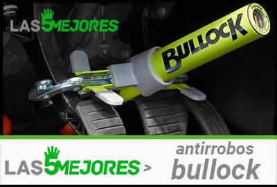mejores antirrobos bullock