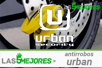 Mejores antirrobos urban
