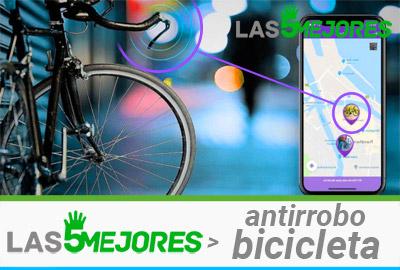 Mejores antirrobo bicicleta