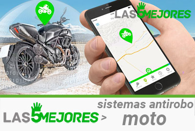 Mejores antirrobos moto