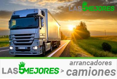 Mejores arrancadores de camiones