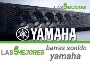 Barras de sonido yamaha calidad precio