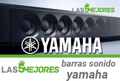 Mejores barras de sonido yamaha