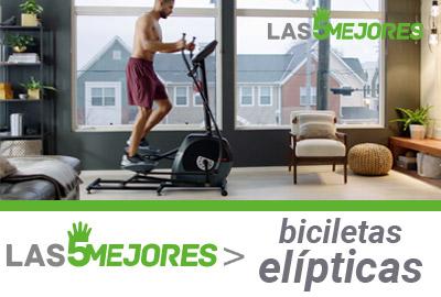 mejores bicicletas elipticas
