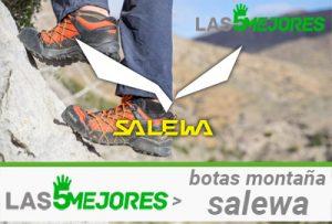 mejores botas montana salewa