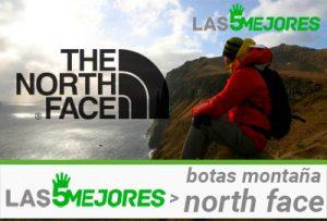 botas montana north face