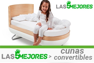 mejores cunas convertibles