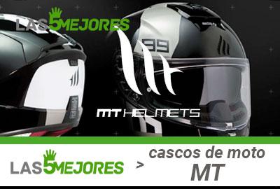 Mejores cascos MT