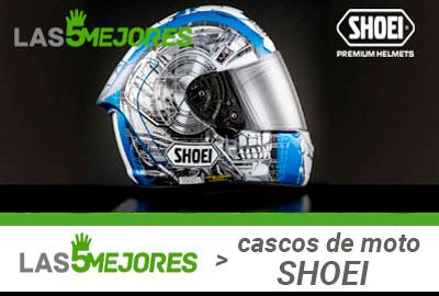 Mejores cascos Shoei