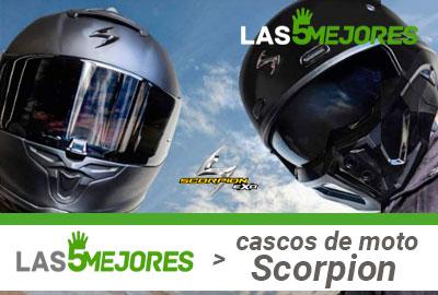 Mejor casco Scorpion