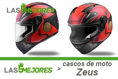Mejores cascos de moto Zeus