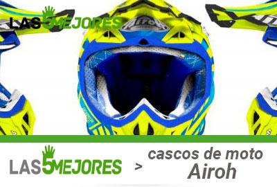 Mejores cascos Airoh