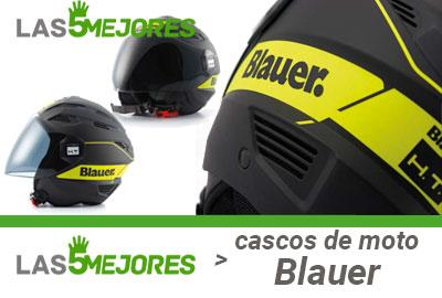 Mejores cascos Blauer