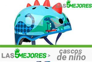 mejores cascos de moto para niños
