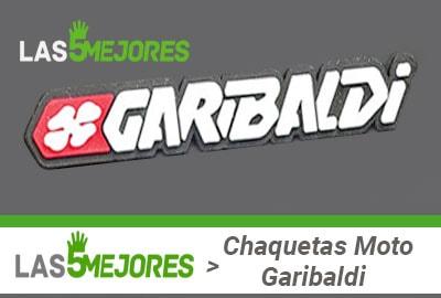 Chaquetas de moto Garibaldi