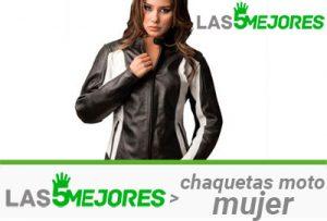 mejores chaquetas de moto para mujer