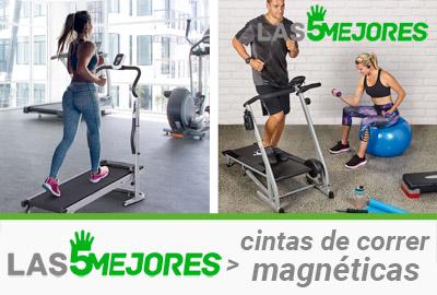 Mejores cintas magneticas de correr