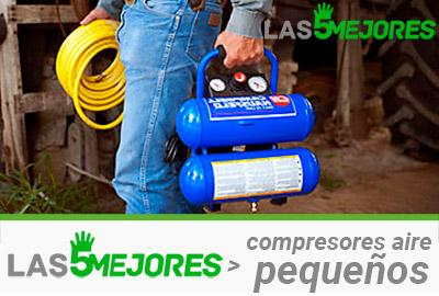 mejores compresores de aire pequeños