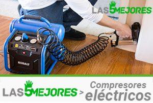 mejores compresores de aire eléctricos