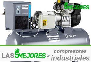 mejores compresores industriales