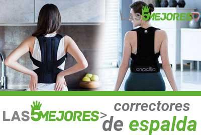 Mejores correctores para la espalda