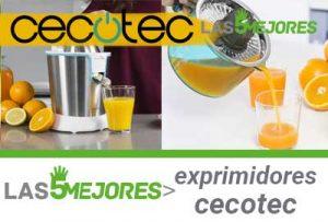 exprimidores Cecotec