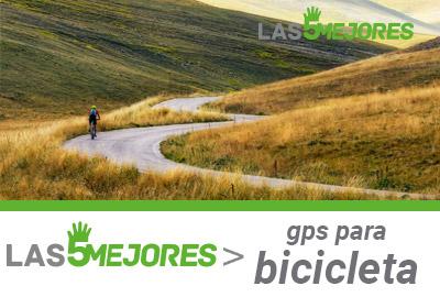 Mejor gps para bicicleta